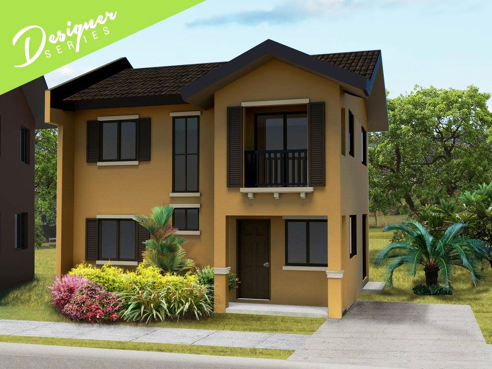 Crown asia philippines vita toscana designer 110 for Affordable modern homes for sale