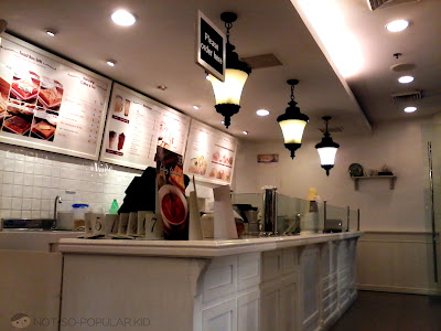 Toast Box in Robinsons Ermita