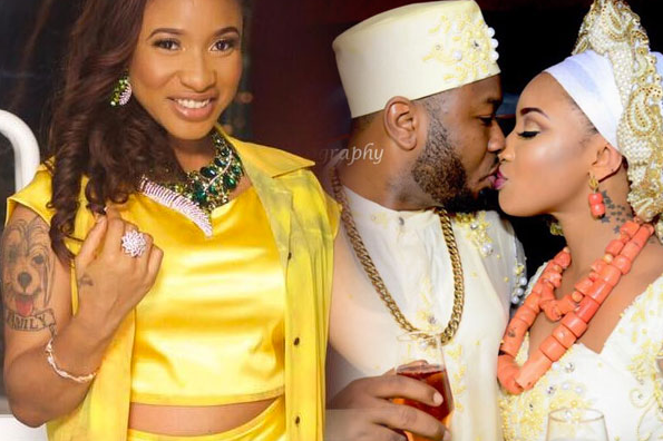 tonto dikeh lies husband