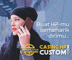 Casing HP Custom