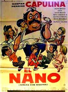 Няня с усами / El nano / El Nano: Ninera con bigotes.