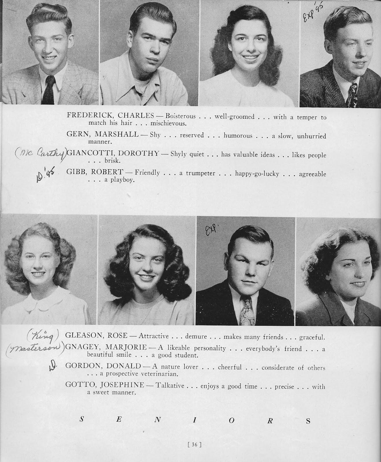 Retiring Guy's Digest: Rose Gleason King Font (1928-2016