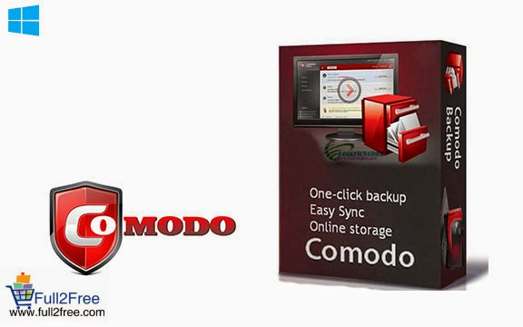PC Software : Comodo BackUp v4.4.0.0