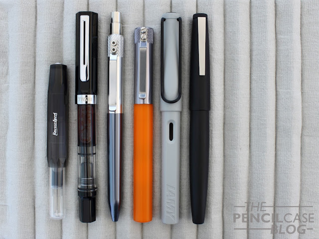 Karaskustoms Fountain K barstock Monsoon fountain pen review