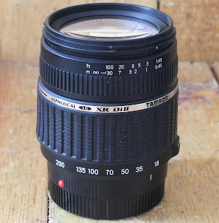 Jual Lensa Tamron AF 18-200mm Di-II LD (IF) For Sony