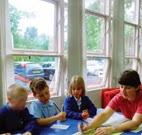 Turvallisuutta ja lämmön hallintaa lastentarhoihin ja julkisiin tiloihin