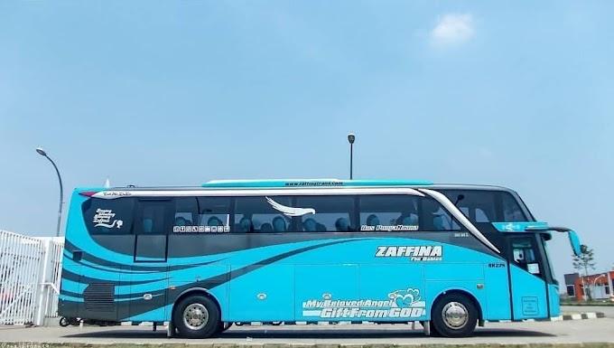 Sewa Bus Pariwisata SHD Zaffina Trans 2019