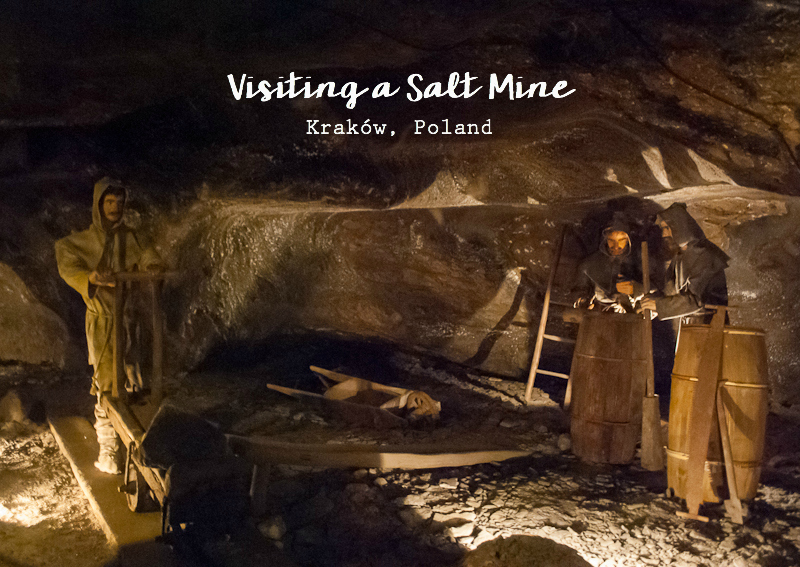 Visiting a Salt Mine in Poland
