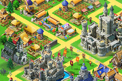 Kingdoms & Lords APK Mod diamante infinito