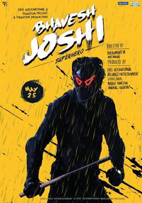 Bhavesh Joshi Super Hero (2018) [Hindi] 720p & 1080p Web-HdRip | Full Movie | Download | Watch Online | Gdrive