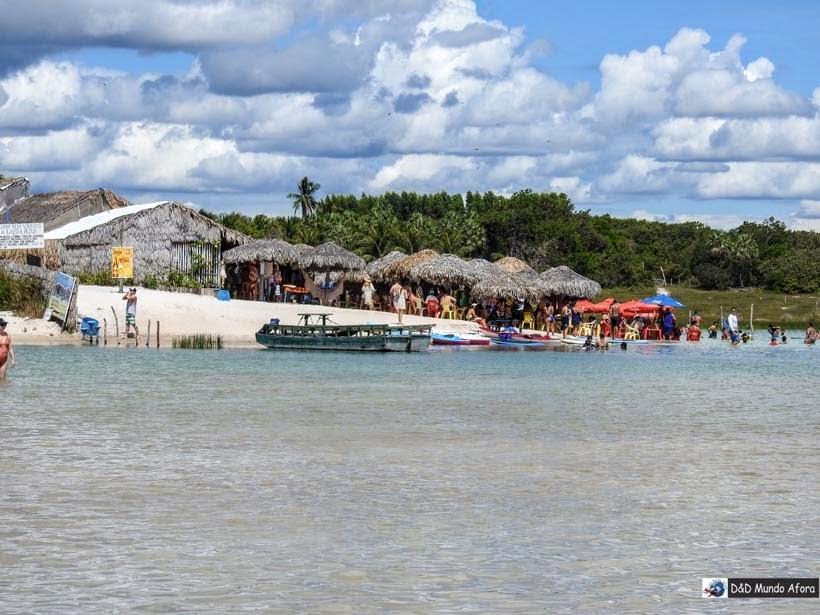 O que fazer em Jericoacoara em 1 dia - Lagoa Azul