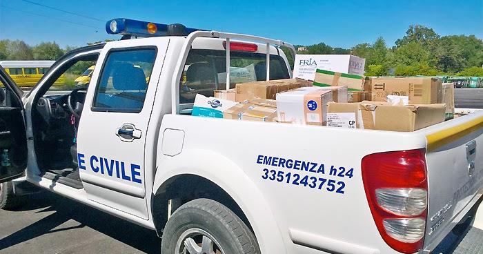 RIETI. Terremoto: Asm al centro della catena di aiuti