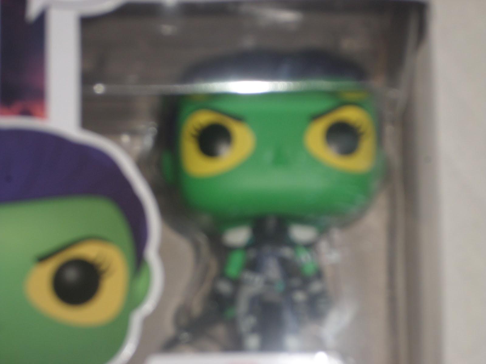 Funko Pop #277 Guardians of the Galaxy Gamora Marvel Gamerverse New in Box