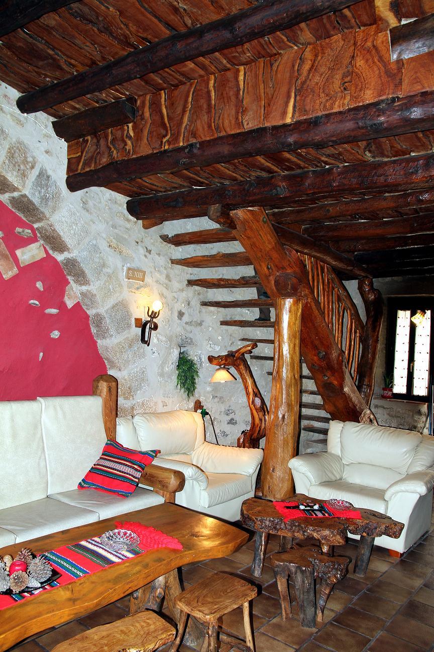 Art rustic turismo rural 3 y 4 estrellas construir crear y - Casa rural madera y sal ...