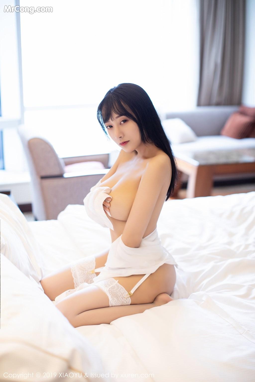 Image XiaoYu-Vol.076-He-Jia-Ying-MrCong.com-066 in post XiaoYu Vol.076: He Jia Ying (何嘉颖) (72 ảnh)