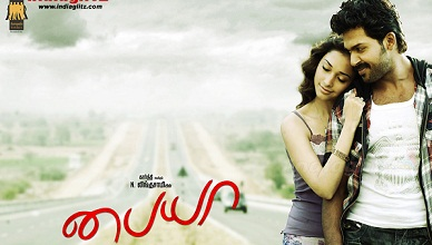 Paiyaa Movie Online