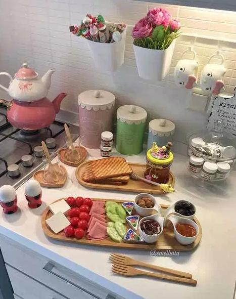 ارق الطرق لتحضير فطور تركي مميز