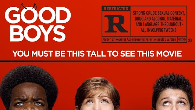 Trailerul filmului 'Good Boys' - îi este interzis actorului principal
