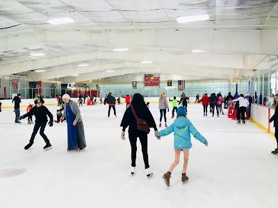 Herbert Wells Ice Rink College Park