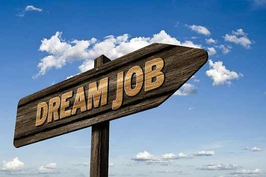 How to find your dream job - 6 steps to success
