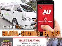 Jadwal Shuttle Alloy Salatiga - Jepara