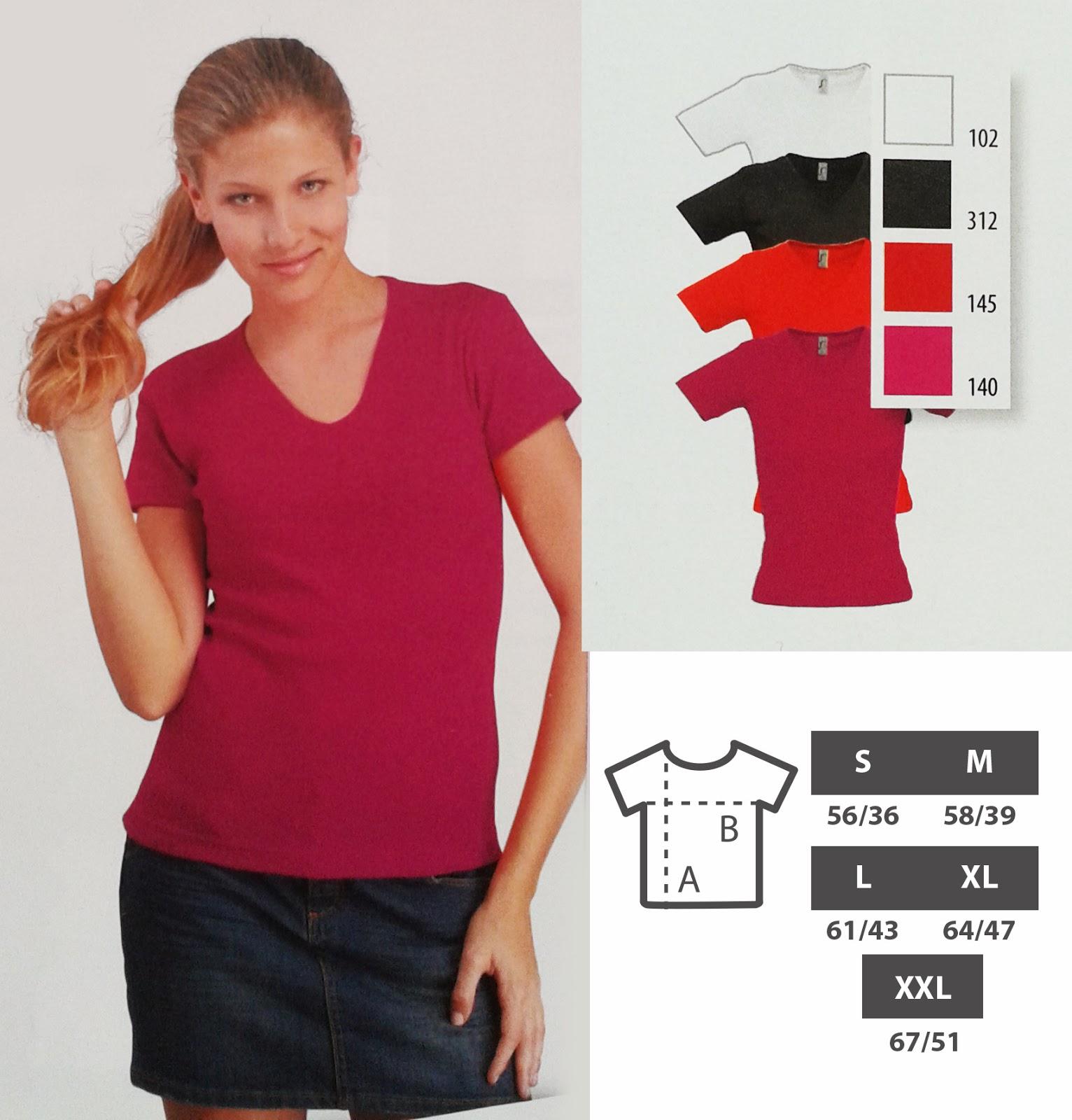 5c706b552a56 Γυναικεία μπλουζάκια για τύπωμα