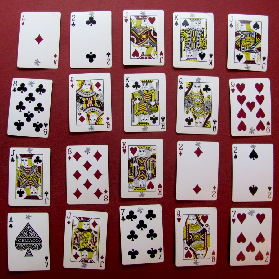 Fortune Telling – meaning of the playing cards ~ Everything