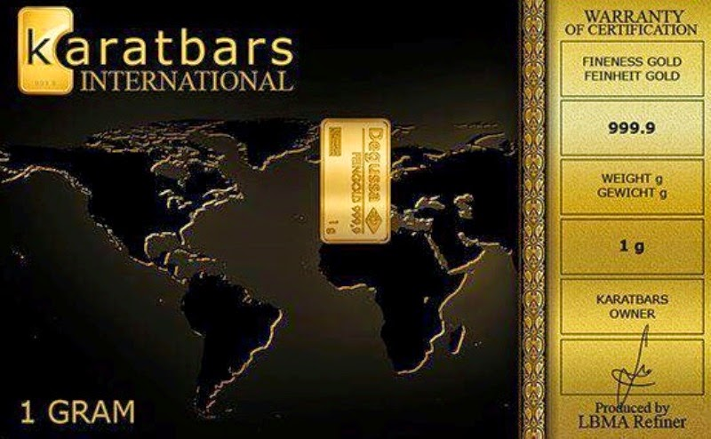 Karatbars: The only home business where you earn money from
