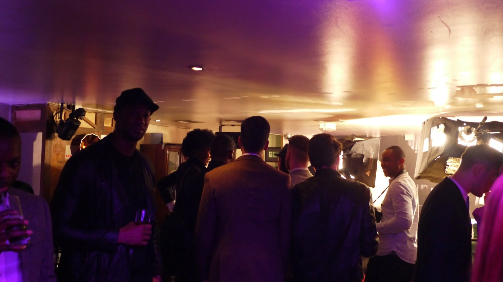 Ping Earls Court Individualism Party