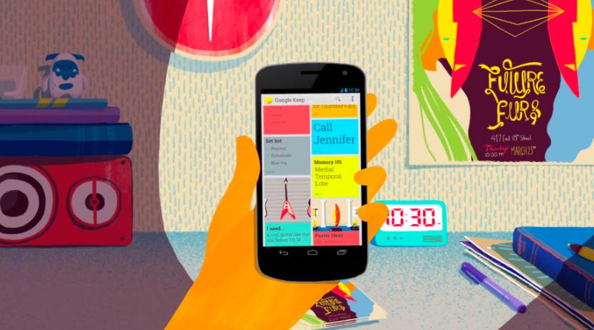 歷經2年半,筆記應用Google Keep終於上架iOS平台