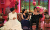 Shah Rukh Khan Pics At Comedy Nights With Kapil Sets