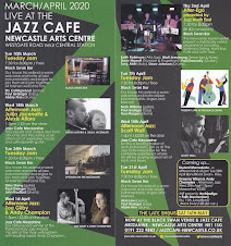 Jazz Café: March - April