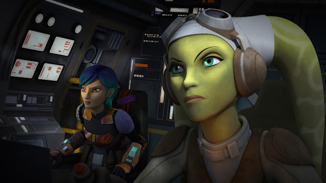 "Star Wars Rebels - ""The Call"""