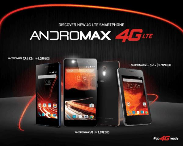 Smartphone 4G Murah Terbaik Dan Berkualitas