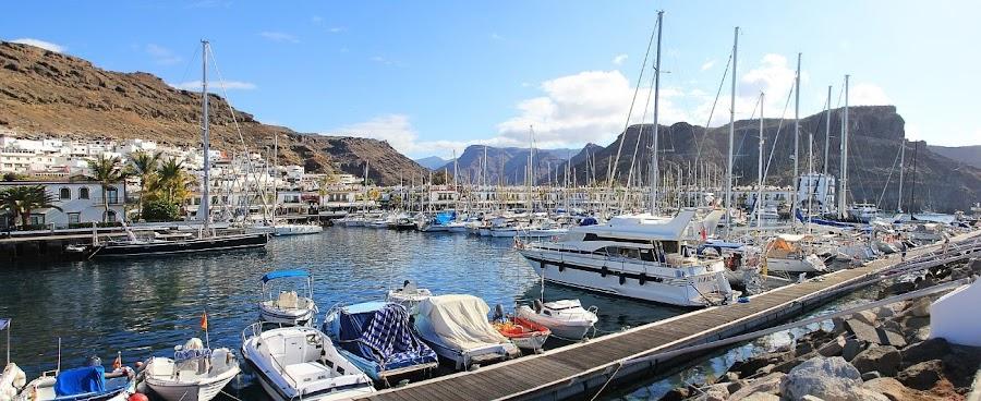 Temporada de invierno en Gran Canaria