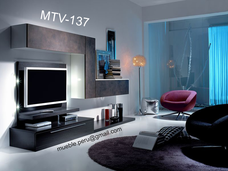Muebles tv for Sala de estar dimensiones