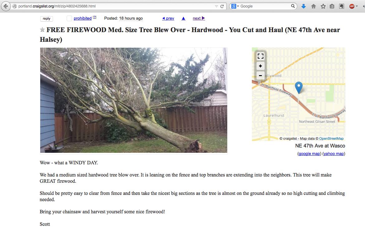 Free Firewood Near Me Craigslist - a-k-b info