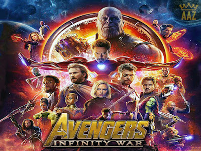 Avengers Infinity War 2018 Full Movie in Hindi HD Watch
