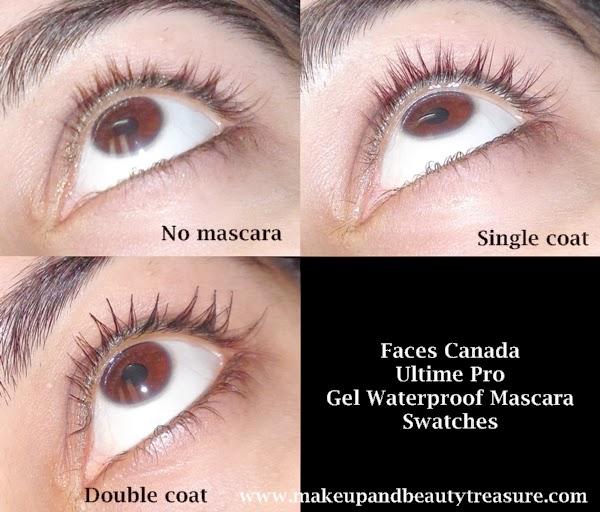 ccd213ee692 Faces Cosmetics Ultime Pro Gel Waterproof Mascara Black Review
