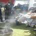 Polres Simalungun Musnakan Sabu dan Ganja