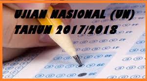 Ujian Nasional Perbaikan (UNP) Tahun 2018