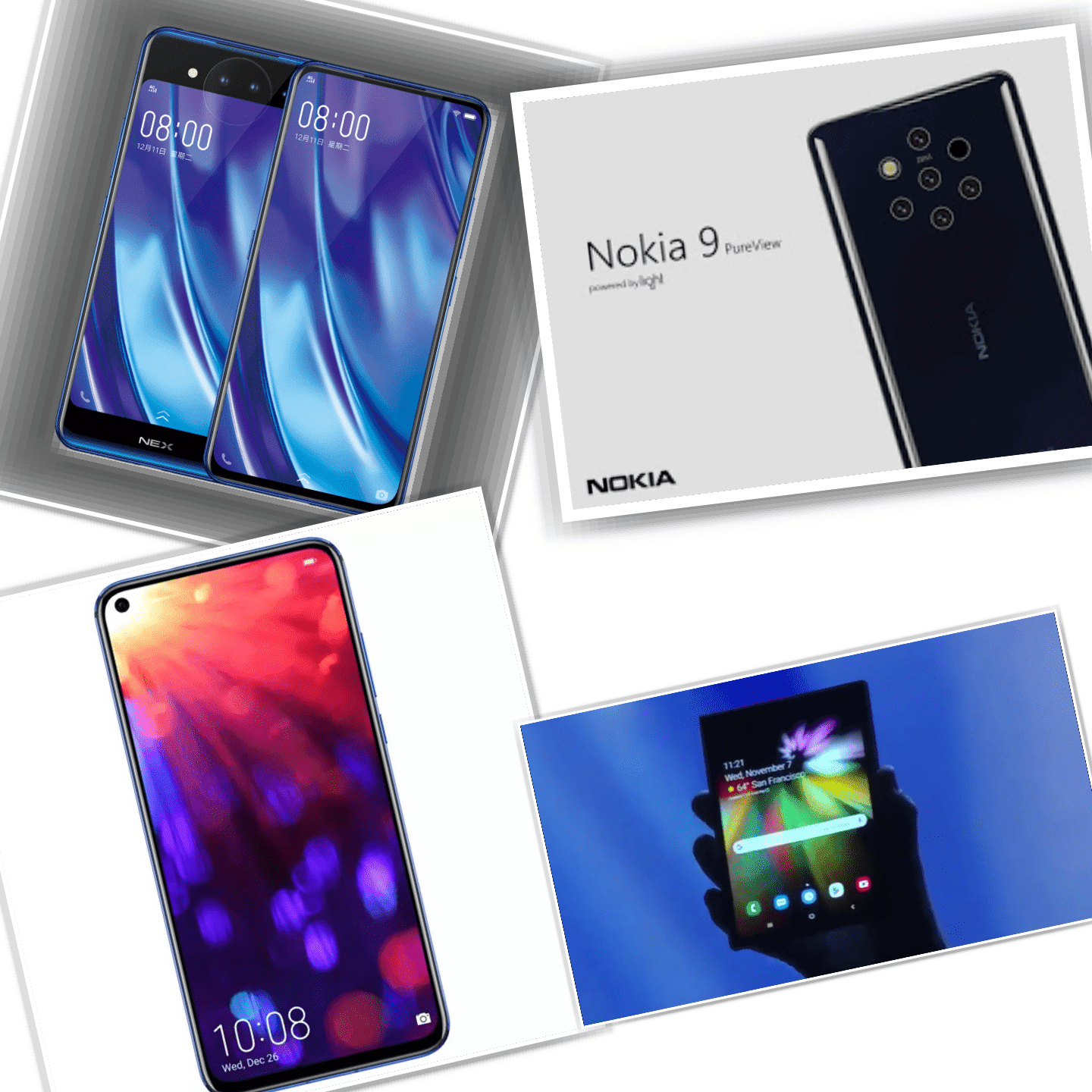 Top Upcoming Smartphones Launch in January 2019 - Newsgainer