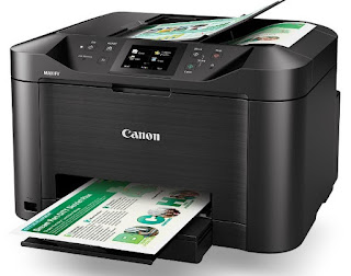 Canon MAXIFY MB5160 Printer Driver Download For Windows