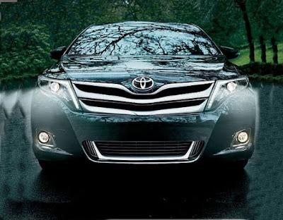 Toyota Venza 2017 Specs