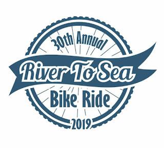 30th Annual River to Sea Bike Ride 2019