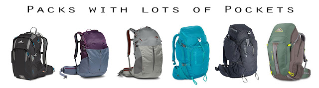 daypacks with pockets