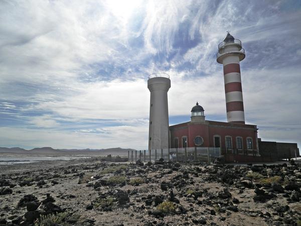 LA FOTO DEL DIA: Faro de El Cotillo lighthouse 1