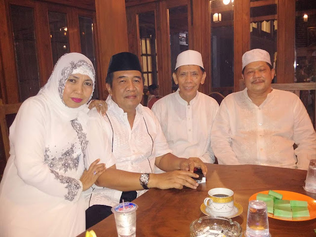 Hemat..! Open House Ketua DPRD dan Walikota Banjarbaru Digabung