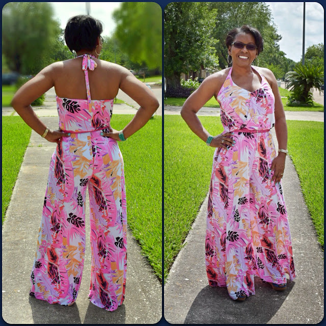#DIY, #jumpsuit #Vogue Patterns @mccallpatterncompany