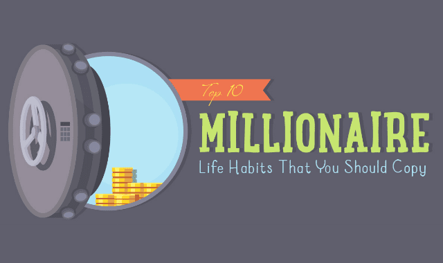 Top 10 Millionaire Life Habits That You Should Copy